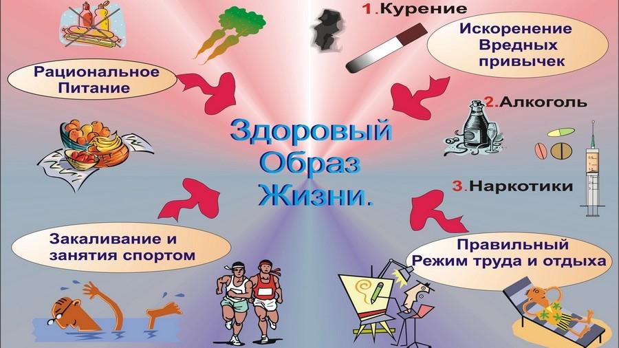 обучение пациентов здоровому образу жизни